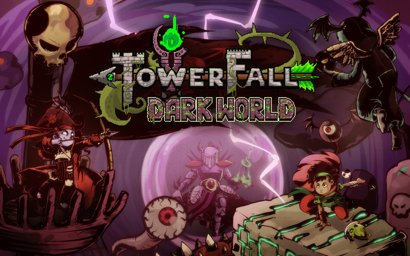 Free TowerFall Ascension Wallpaper in 1440x900