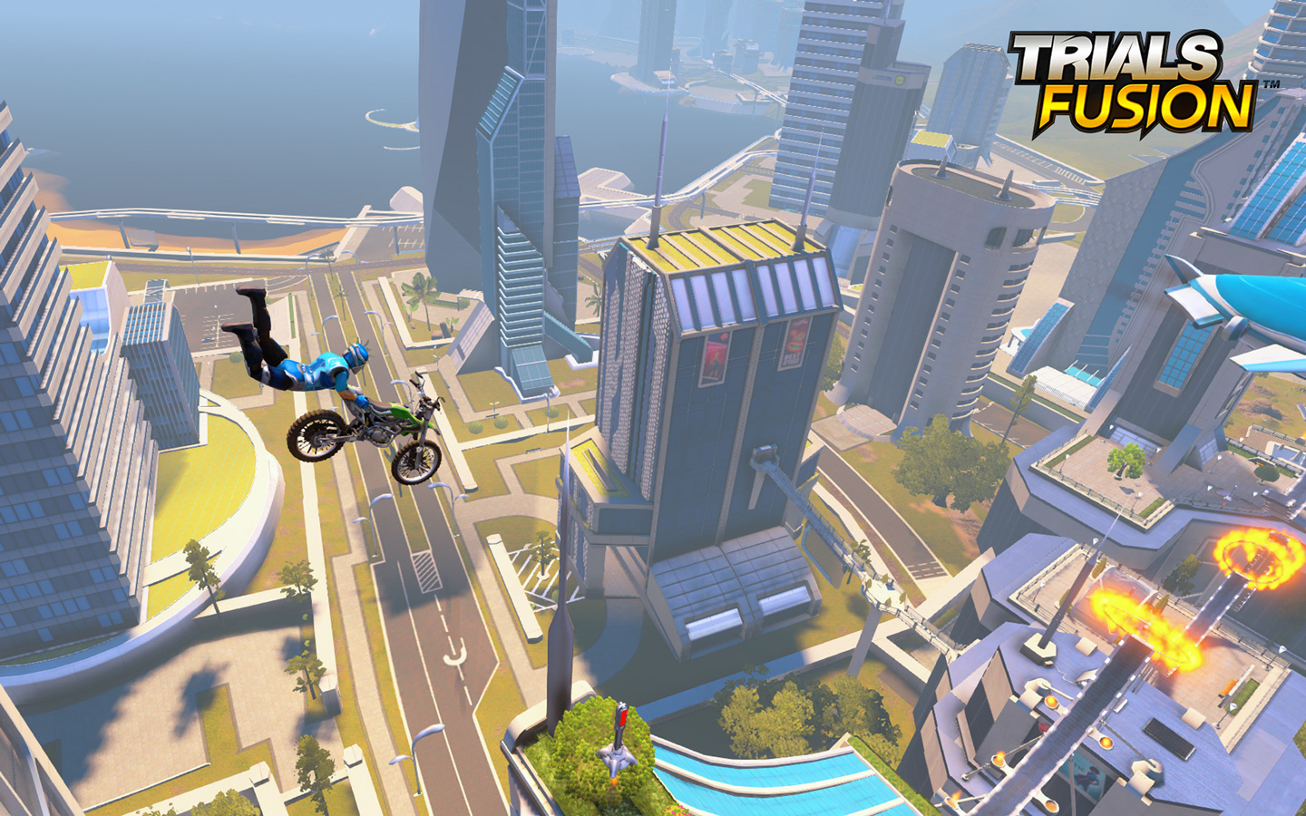 Free Trials Fusion Wallpaper in 1440x900