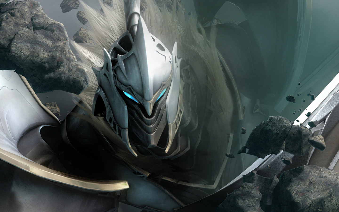 Free White Knight Chronicles Wallpaper in 1440x900