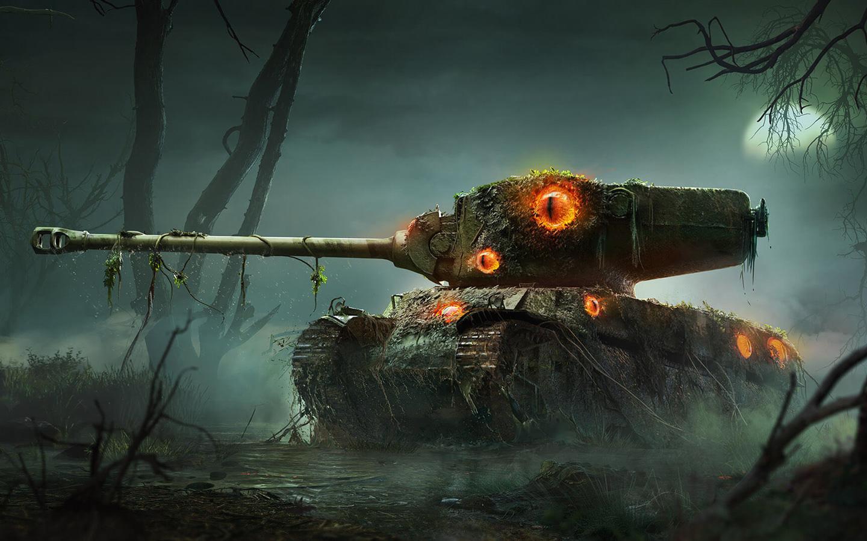 Free World of Tanks Wallpaper in 1440x900