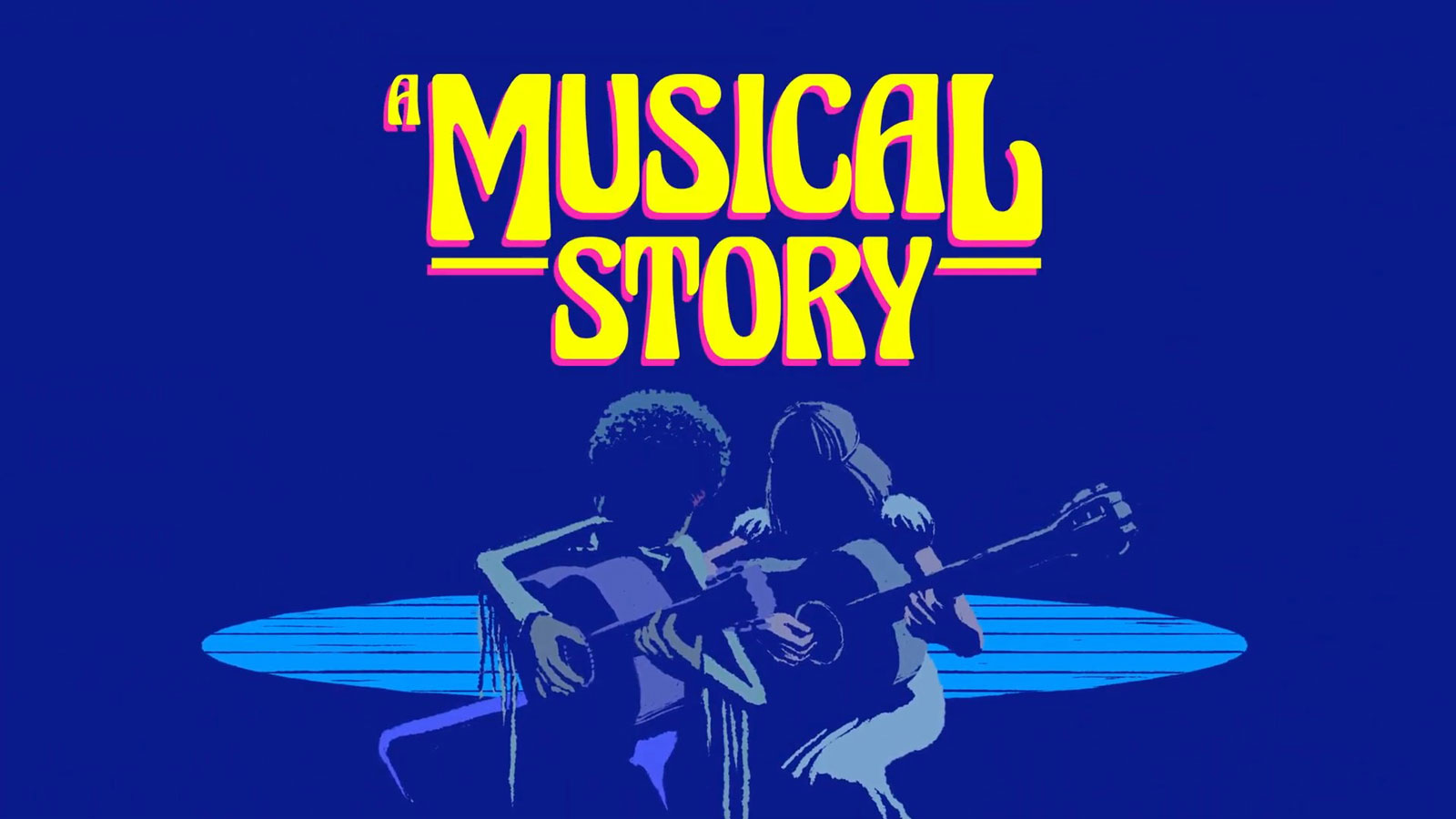 Free A Musical Story Wallpaper in 1600x900