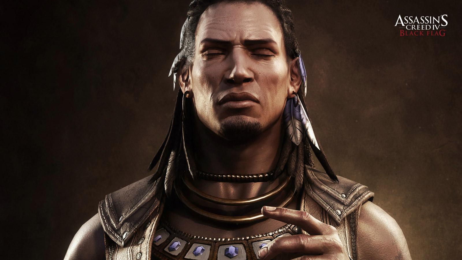Assassin's Creed IV: Black Flag Wallpaper in 1600x900
