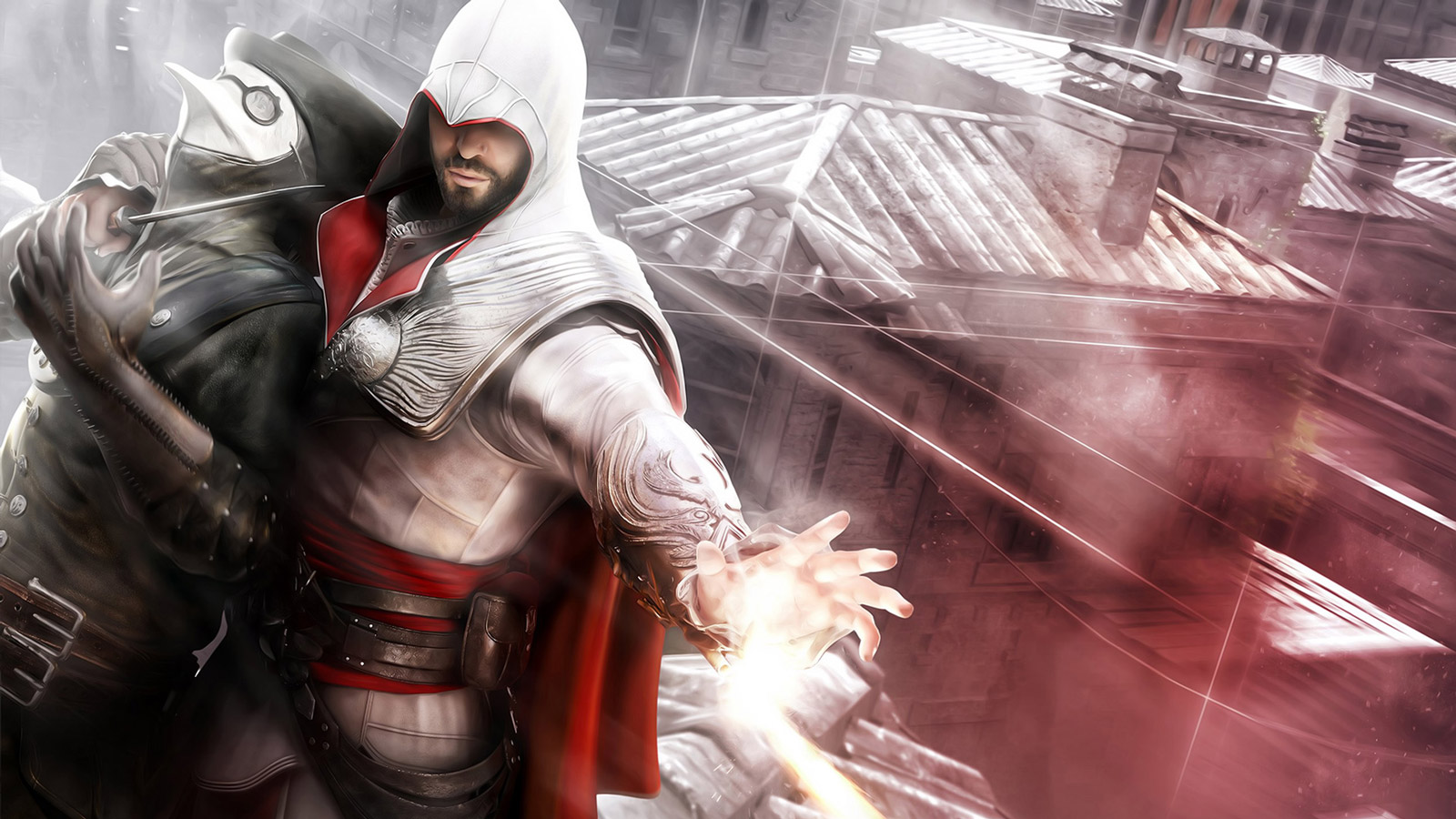 Assassin's Creed: Brotherhood Wallpaper in 1600x900