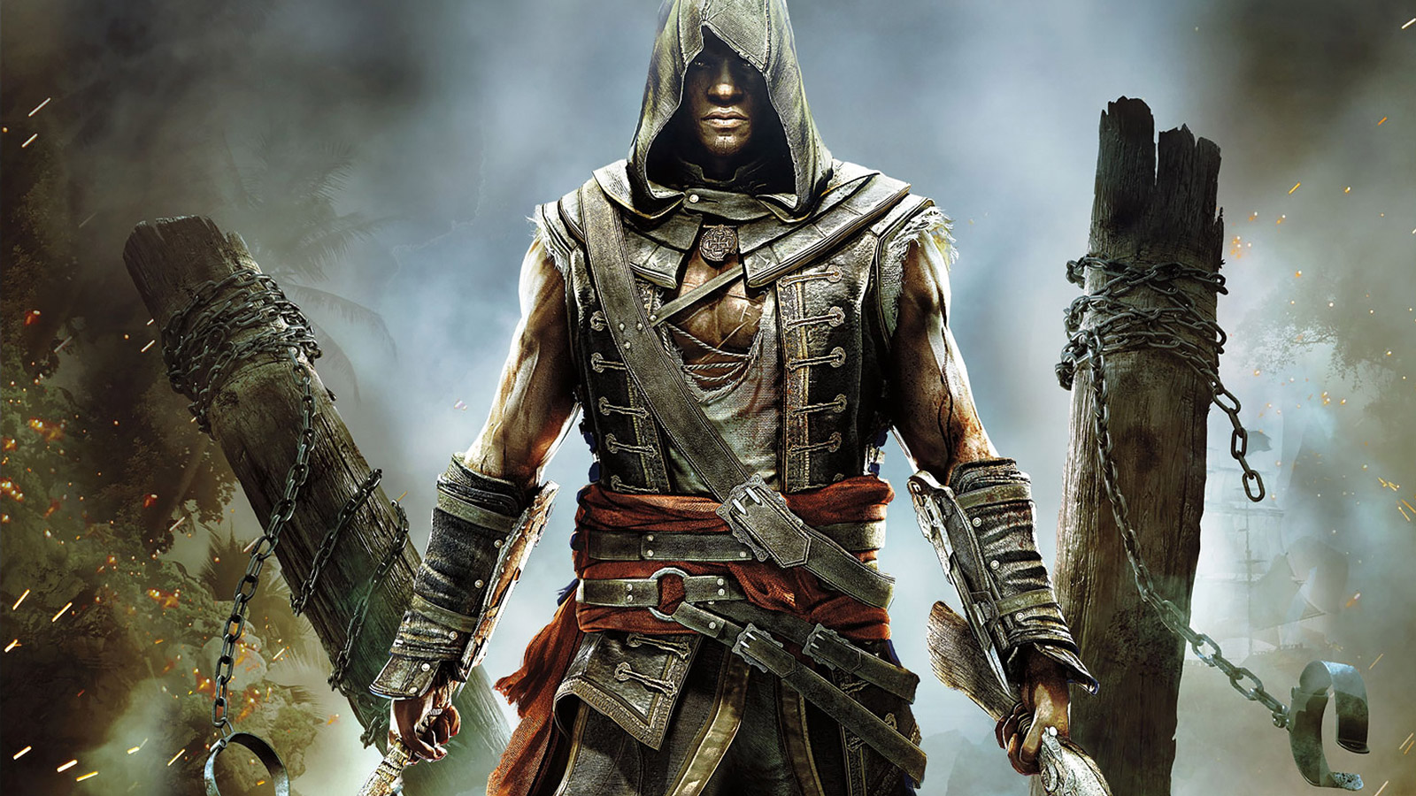 Free Assassin's Creed IV: Black Flag Wallpaper in 1600x900
