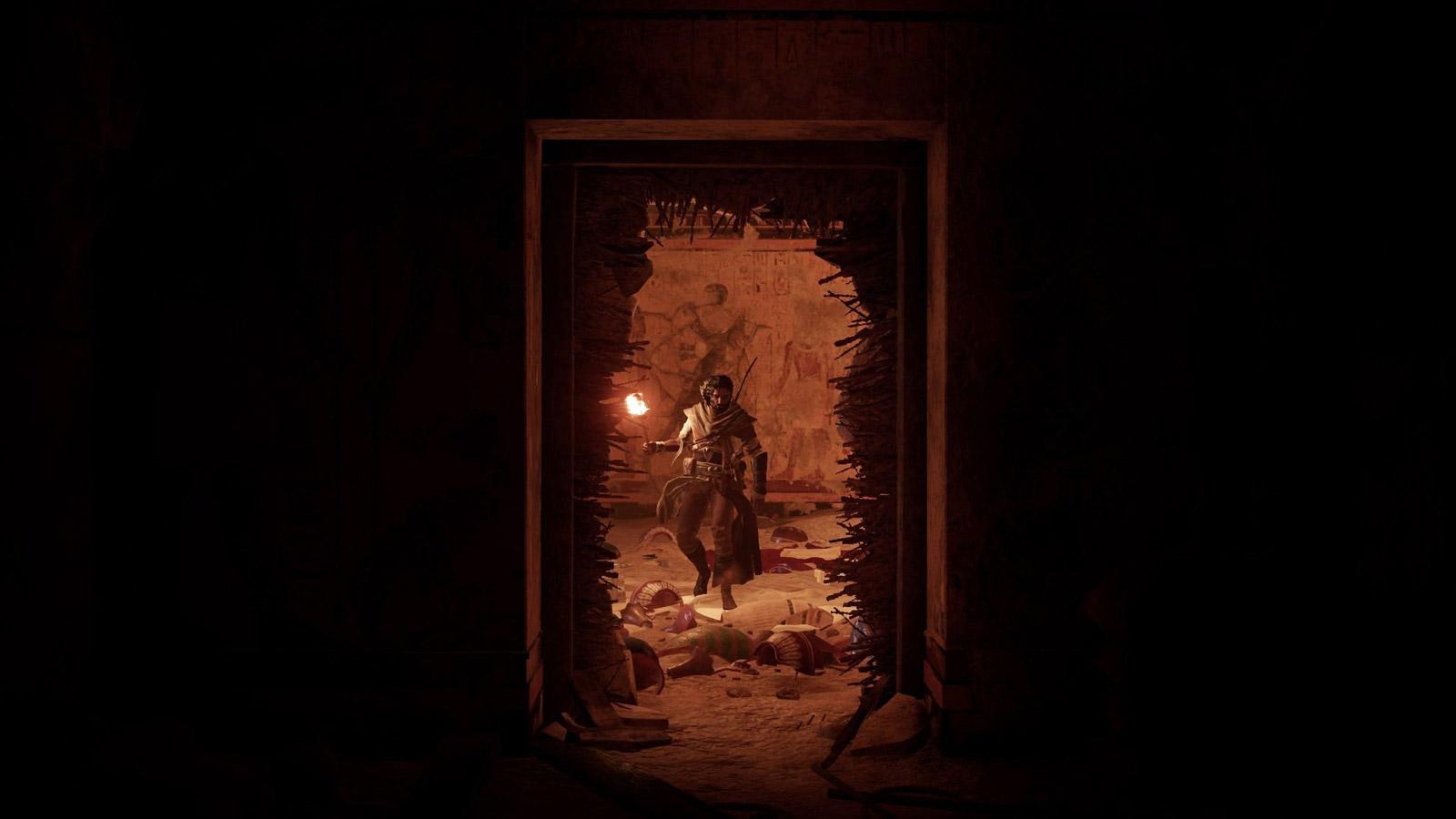 Assassin's Creed Origins Wallpaper in 1600x900