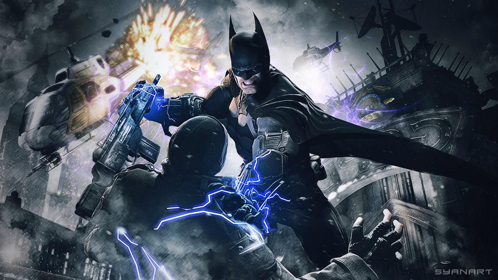 Batman: Arkham Origins Wallpaper in 1600x900