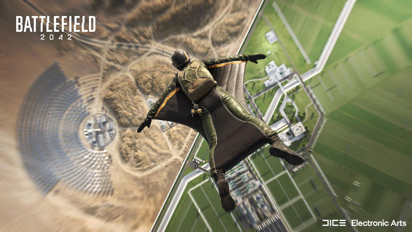 Free Battlefield 2042 Wallpaper in 1600x900