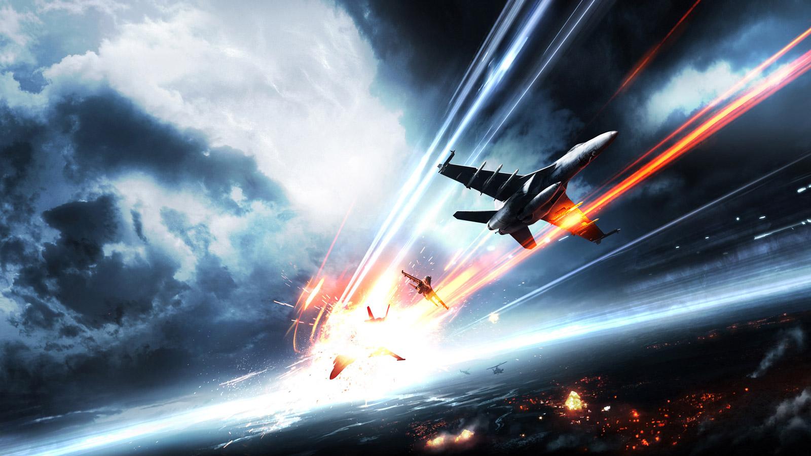 Battlefield 3 Wallpaper in 1600x900