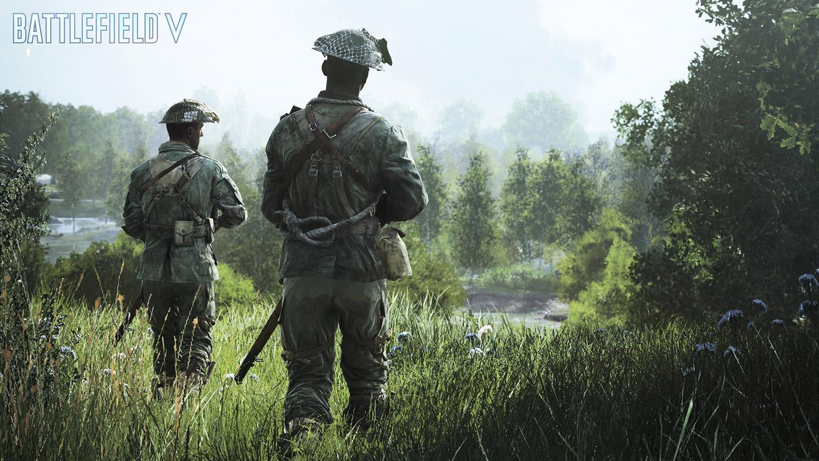 Free Battlefield V Wallpaper in 1600x900