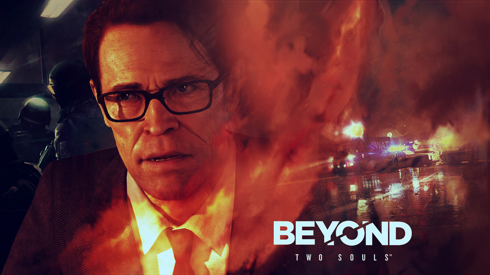 Free Beyond: Two Souls Wallpaper in 1600x900