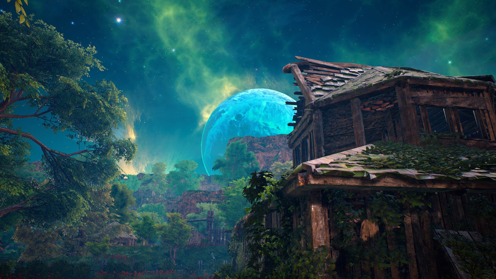 Free BioMutant Wallpaper in 1600x900
