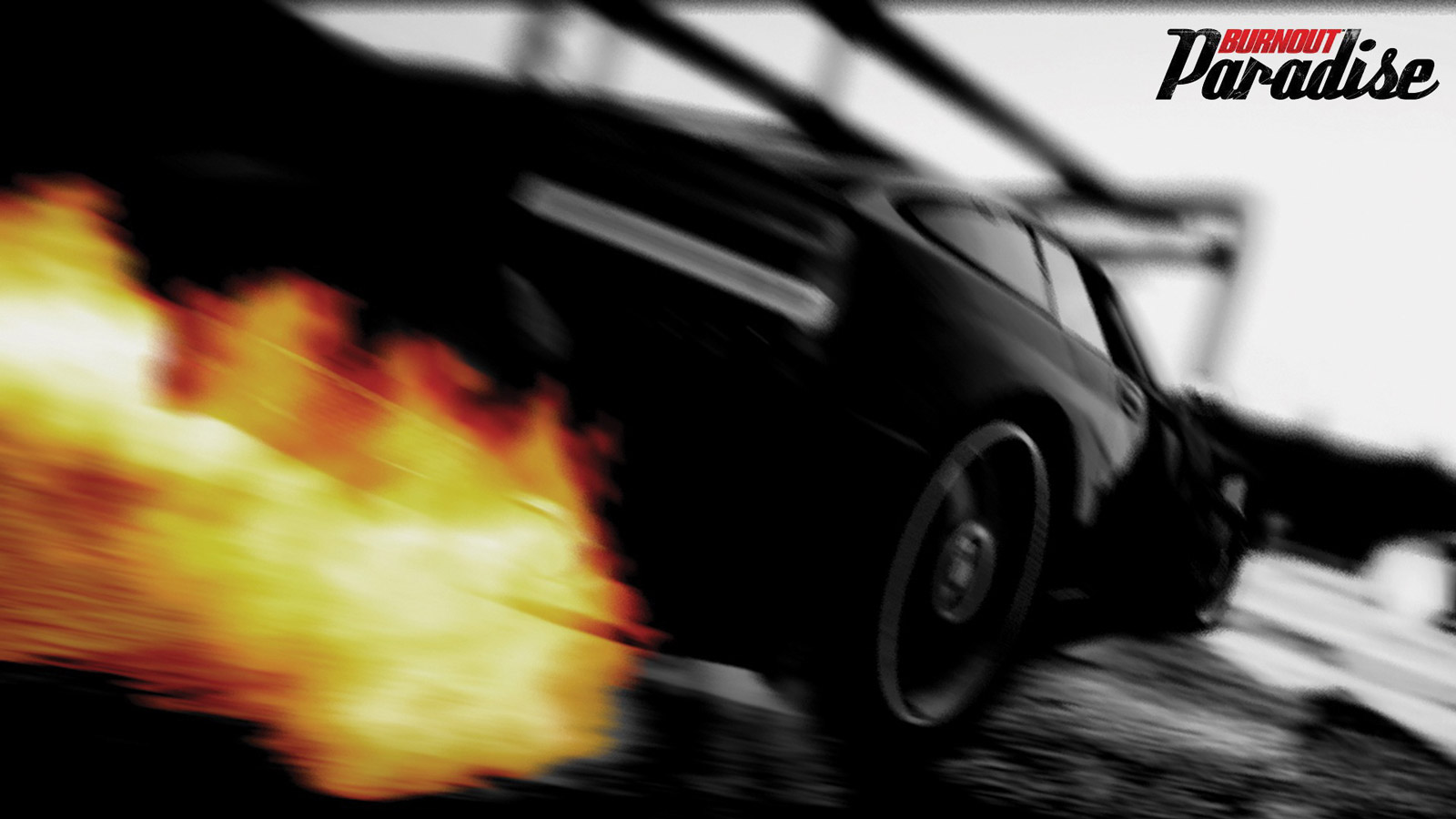 Burnout Paradise Wallpaper in 1600x900