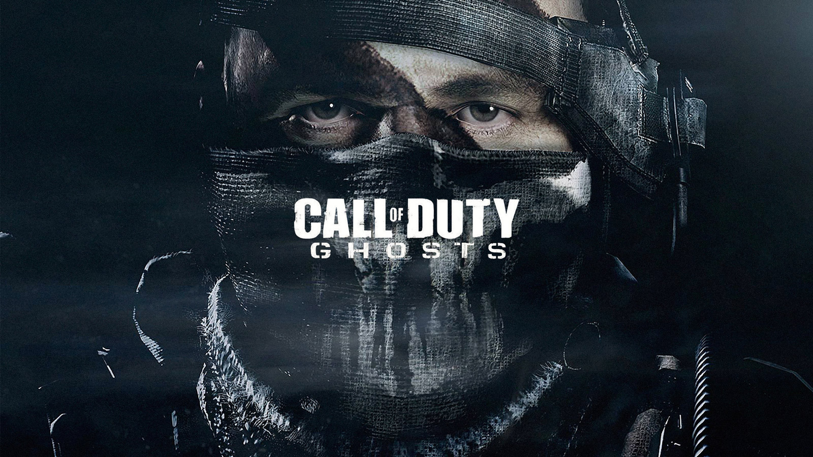 Call of Duty: Ghosts Wallpaper in 1600x900