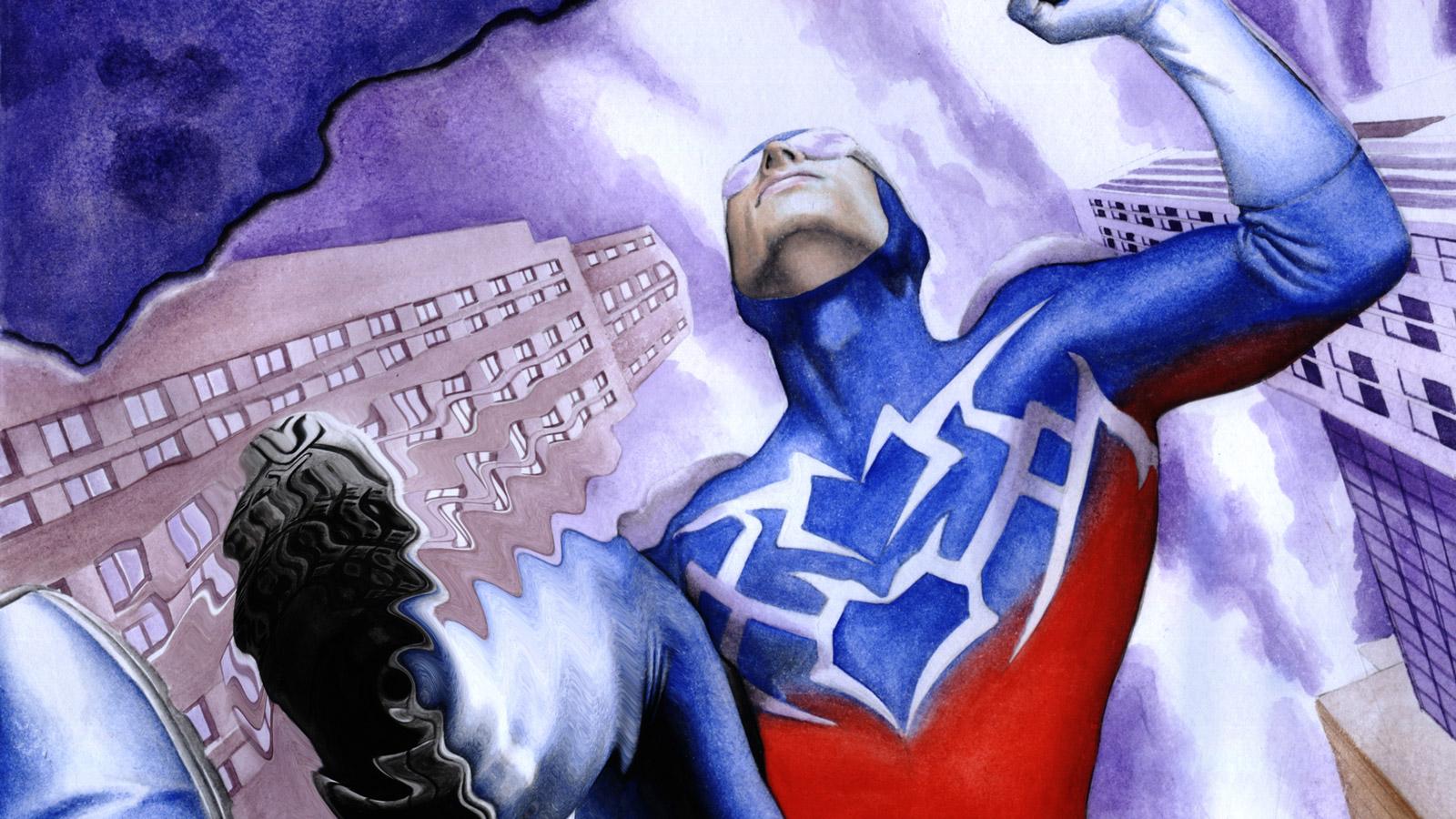 Free City of Heroes Wallpaper in 1600x900
