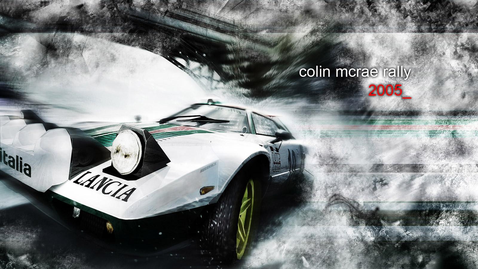Free Colin McRae Rally 2005 Wallpaper in 1600x900