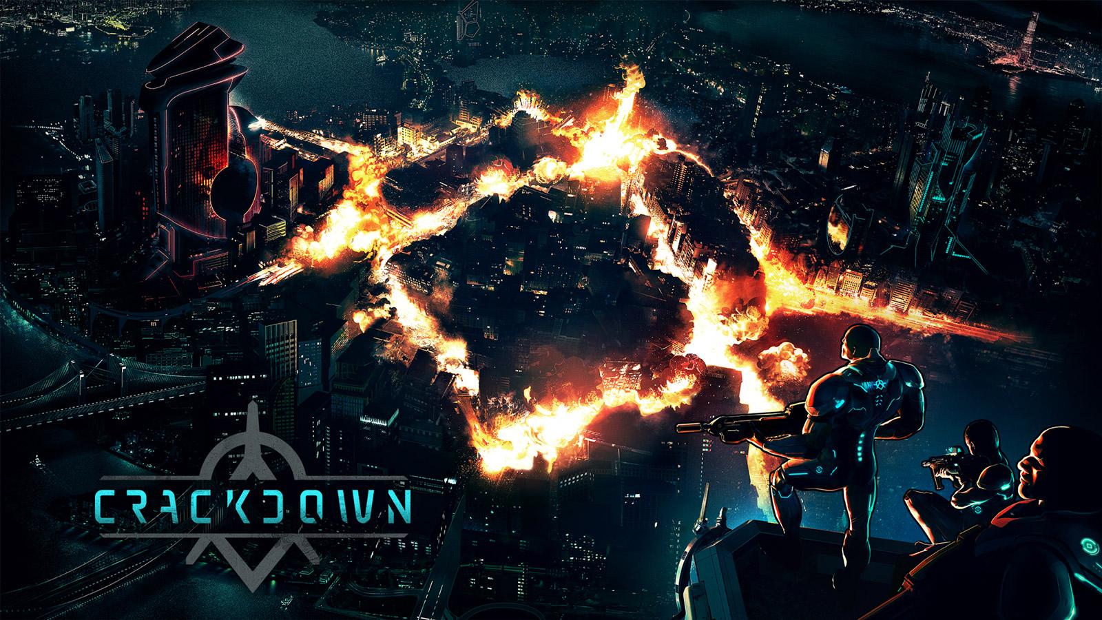 Crackdown 3 Wallpaper in 1600x900