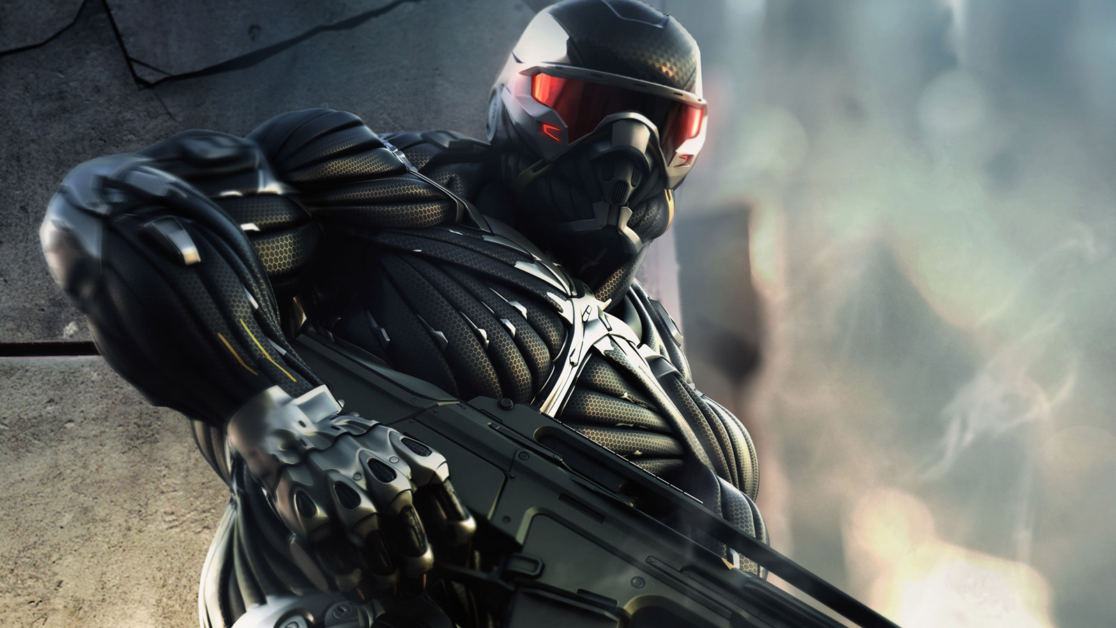 Crysis 2 Wallpaper in 1600x900