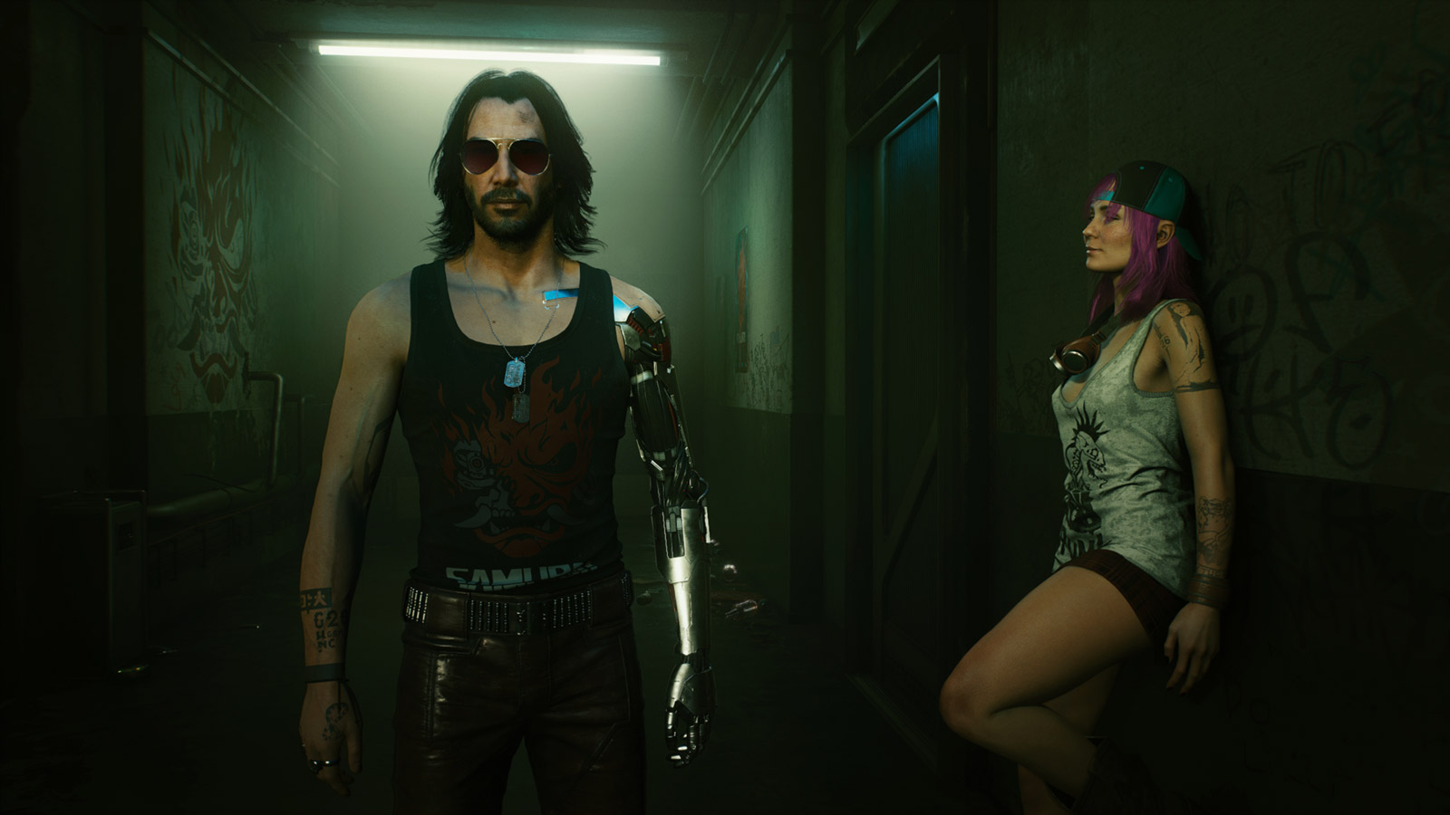 Free Cyberpunk 2077 Wallpaper in 1600x900