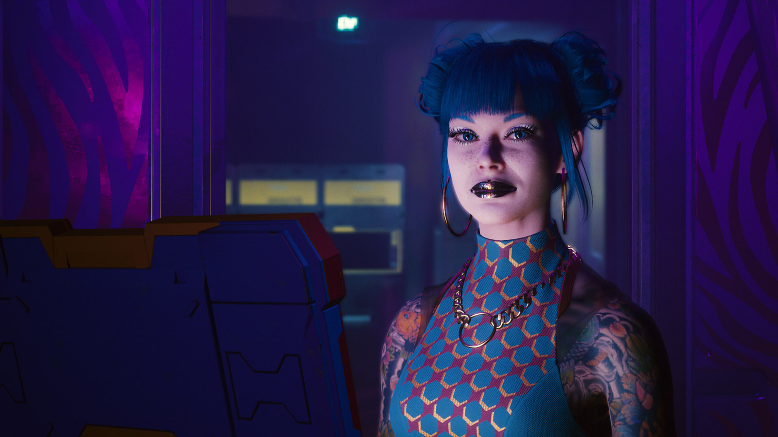 Free Cyberpunk 2077 Wallpaper in 1600x900