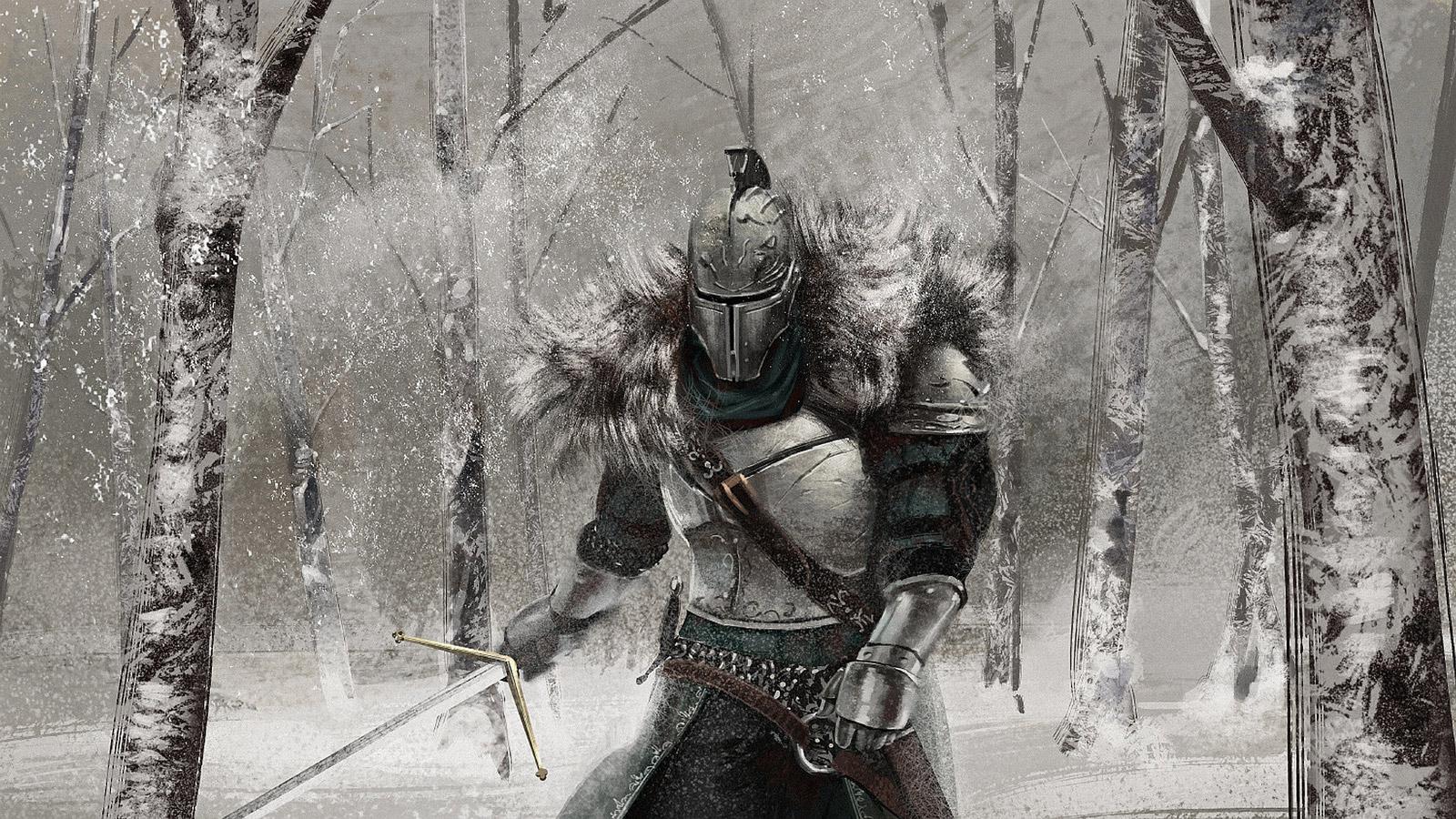 Dark Souls II Wallpaper in 1600x900
