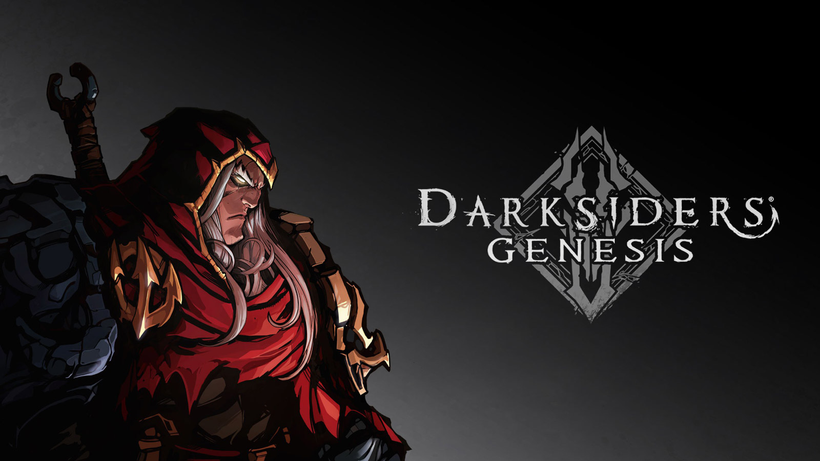 Darksiders Genesis Wallpaper in 1600x900
