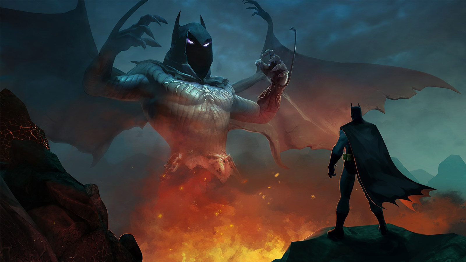 DC Universe Online Wallpaper in 1600x900