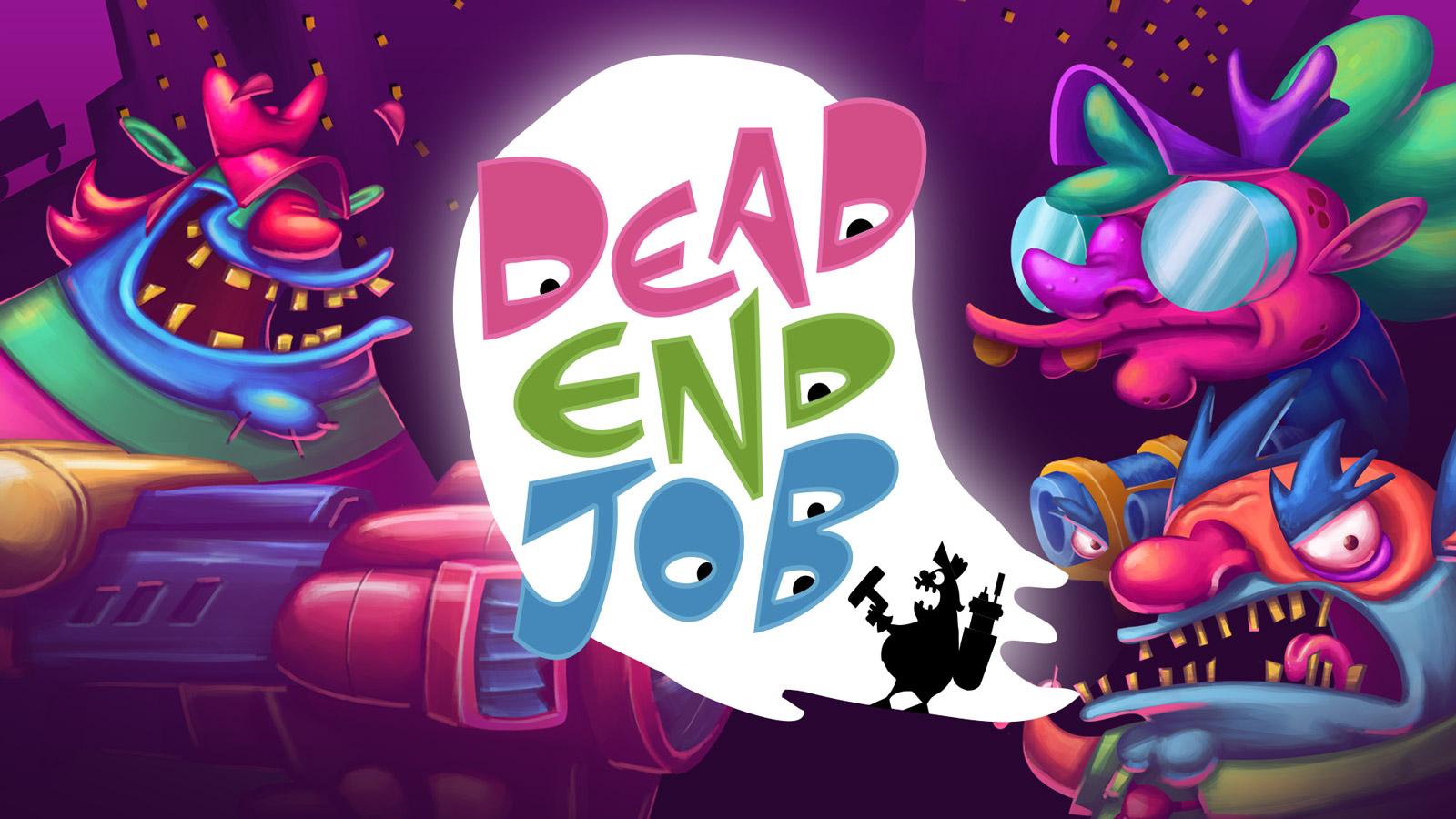 Free Dead End Job Wallpaper in 1600x900