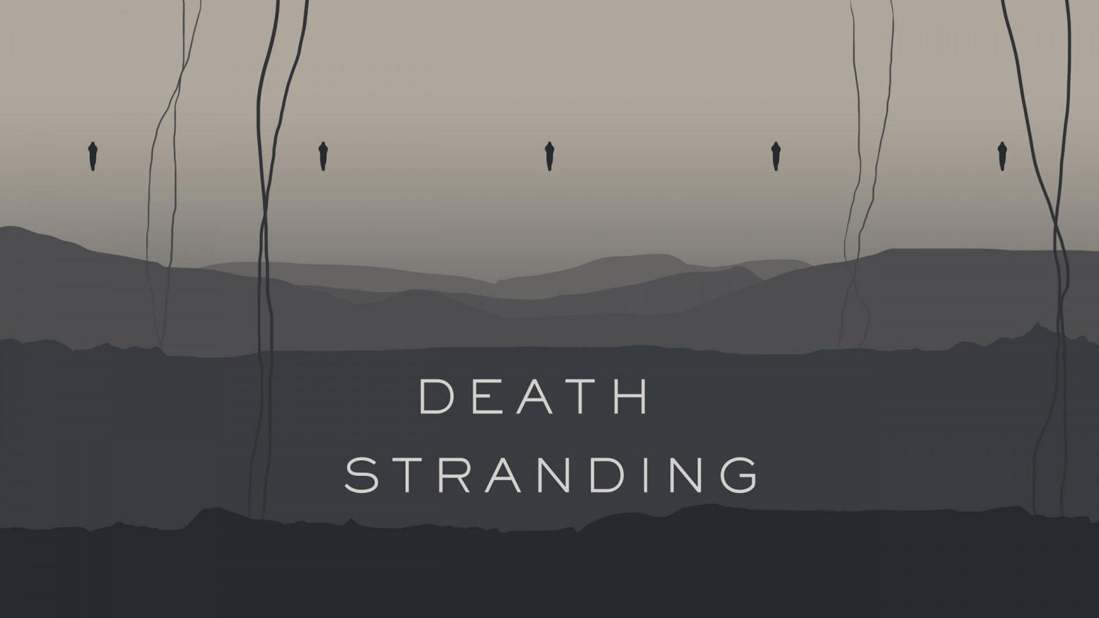 Free Death Stranding Wallpaper in 1600x900