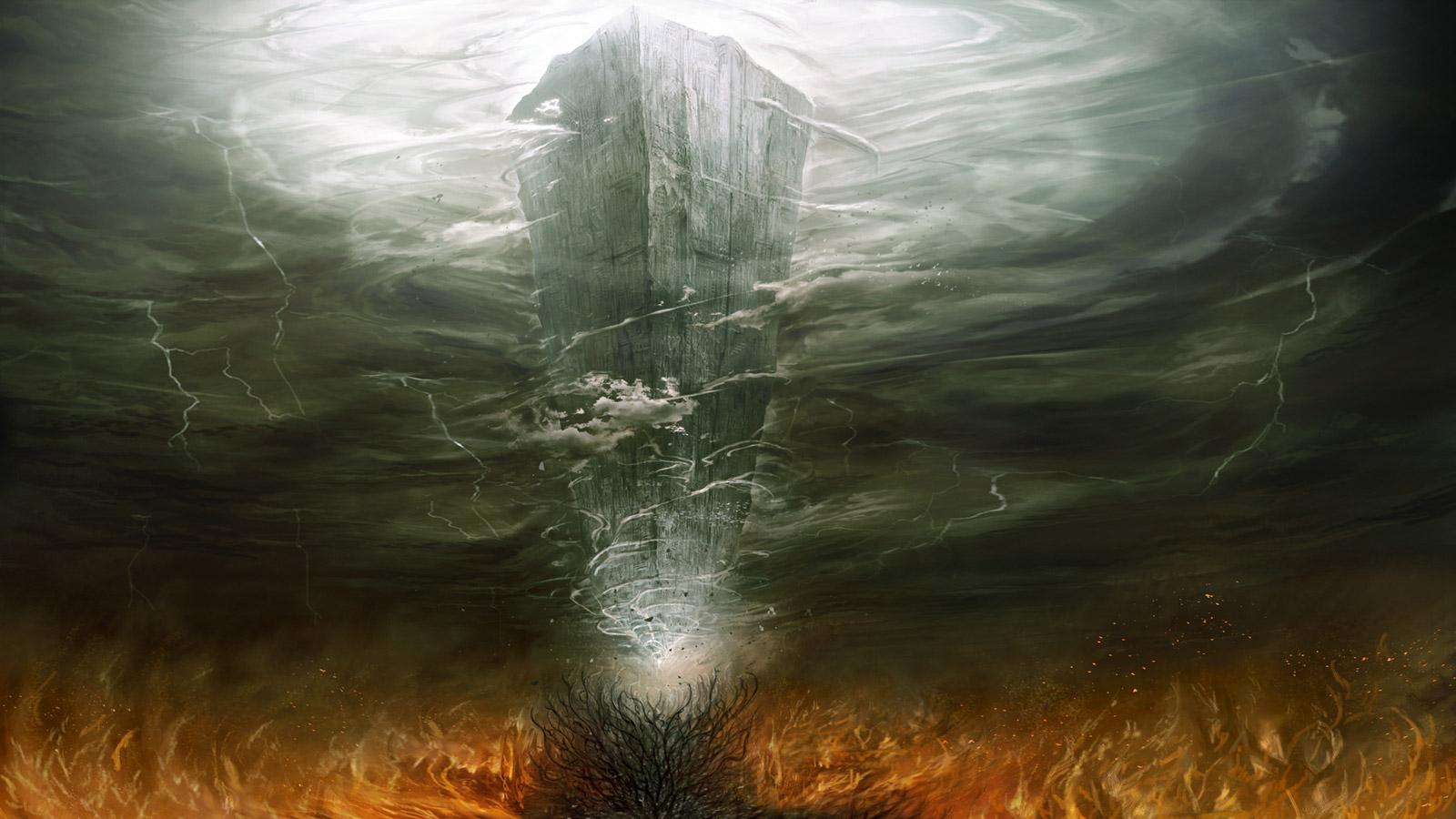 Free Demon's Souls Wallpaper in 1600x900