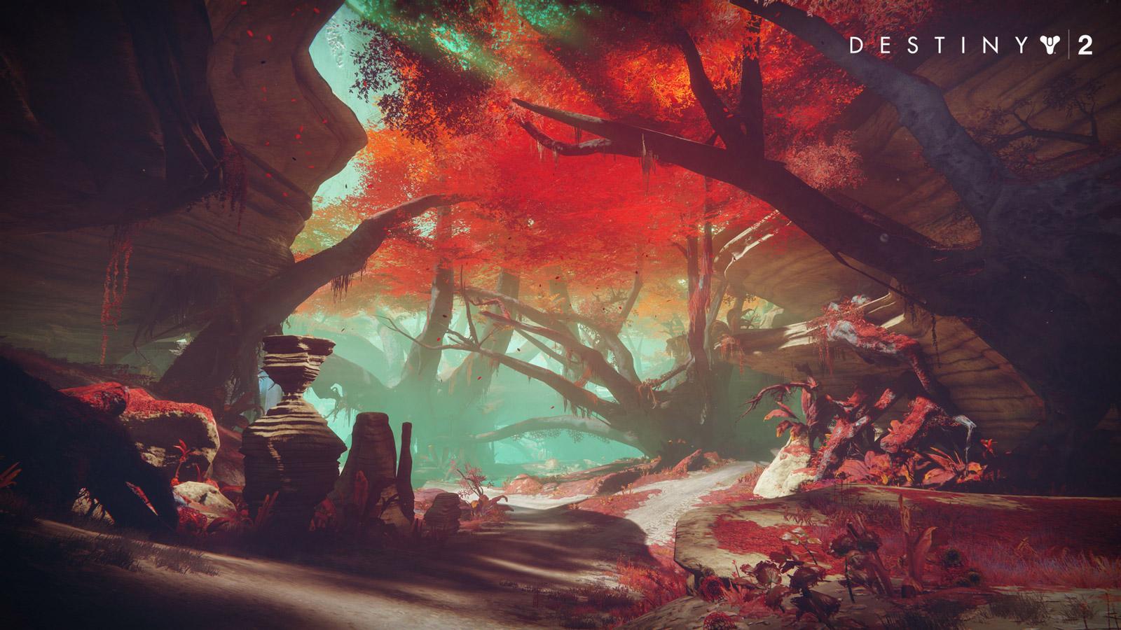 Destiny 2 Wallpaper in 1600x900