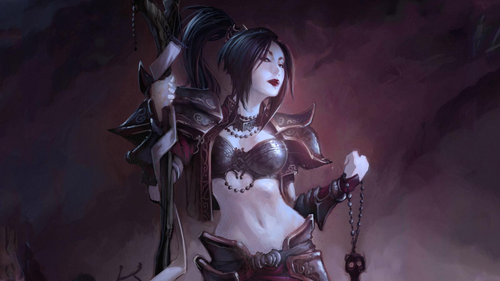 Free Diablo III Wallpaper in 1600x900