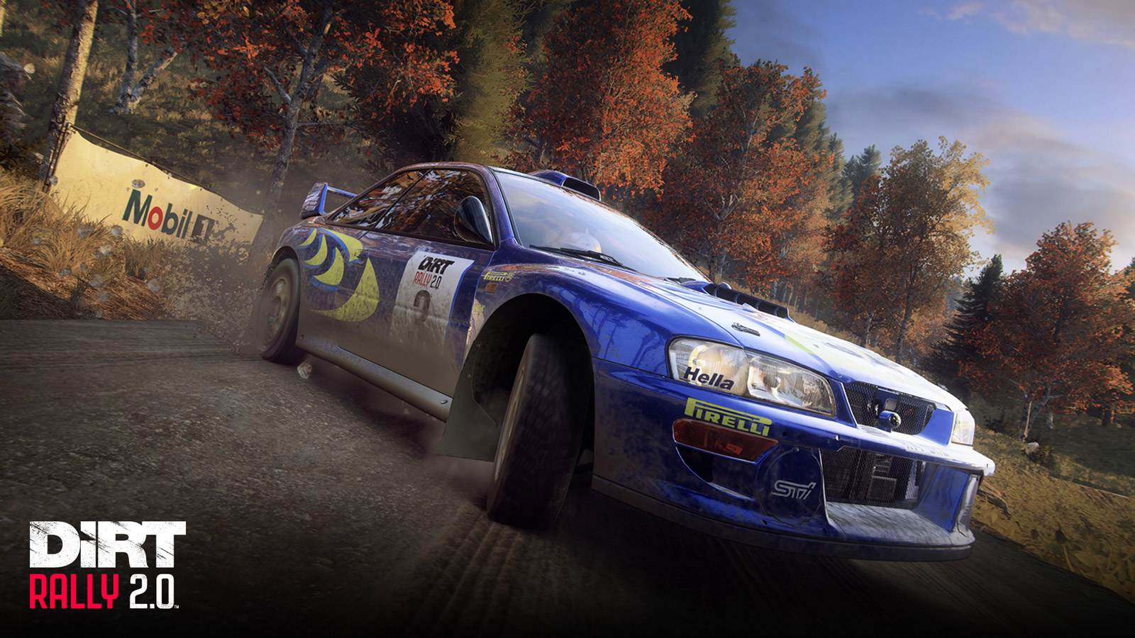Dirt Rally 2.0 Wallpaper in 1600x900