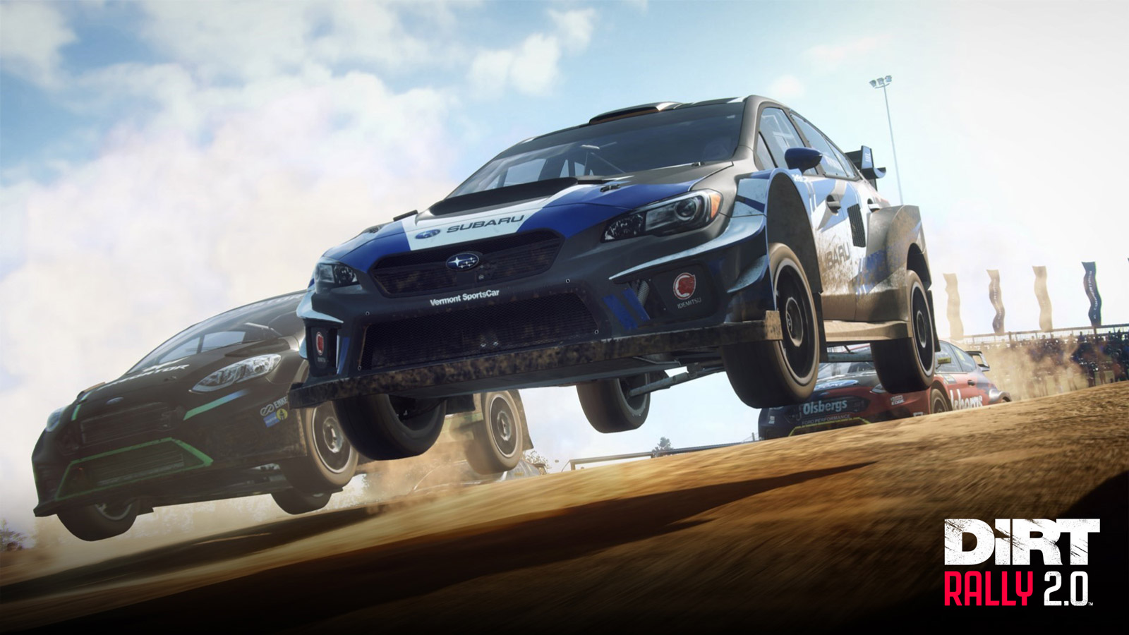 Free Dirt Rally 2.0 Wallpaper in 1600x900