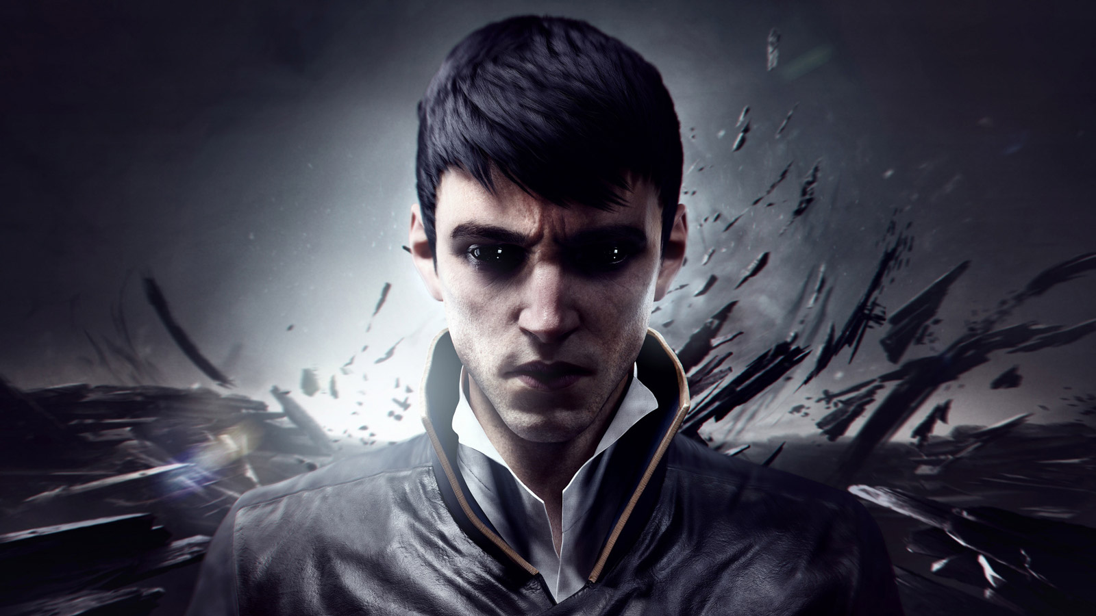 Dishonored 2 Wallpaper in 1600x900
