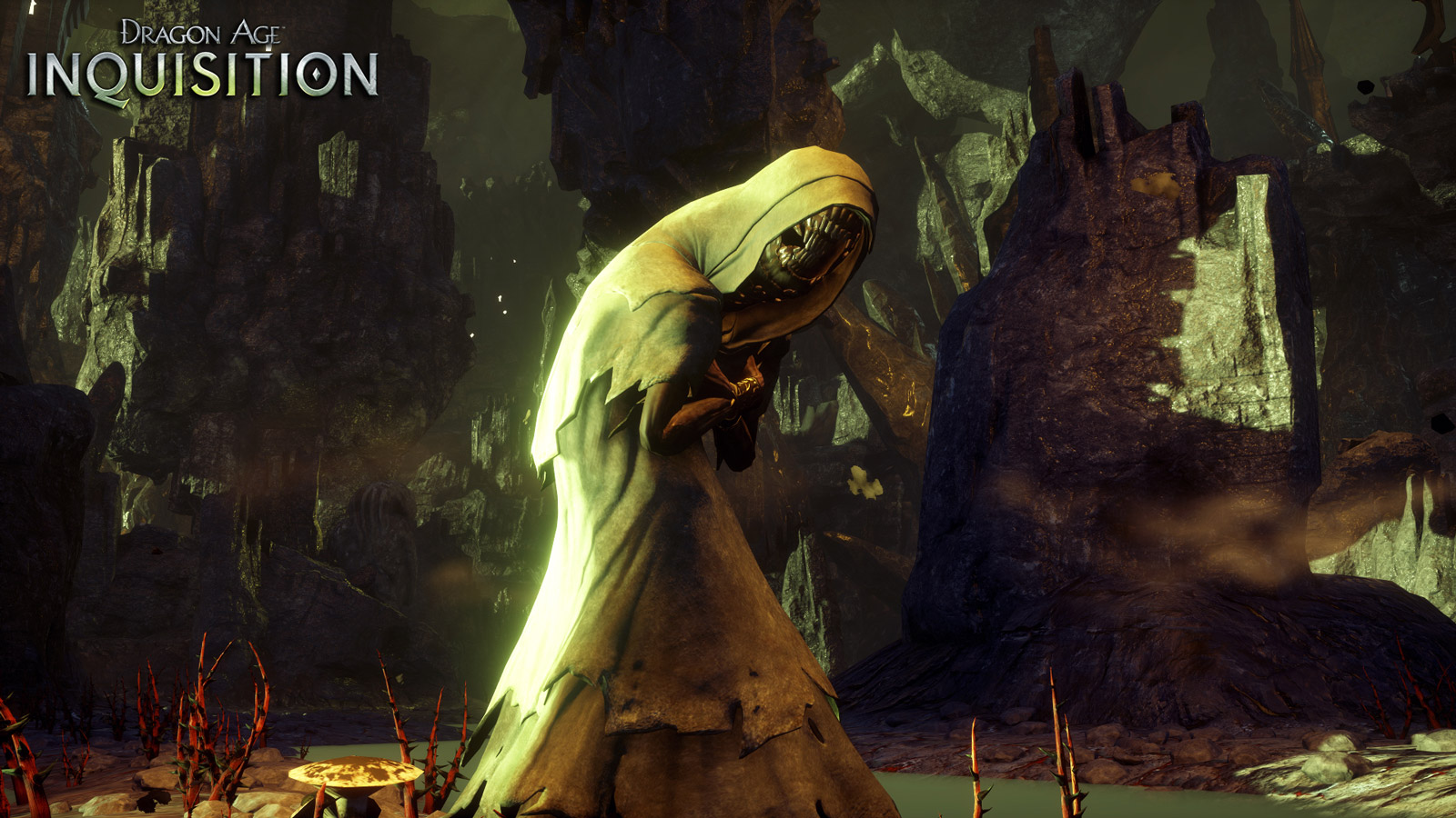 Free Dragon Age: Inquisition Wallpaper in 1600x900