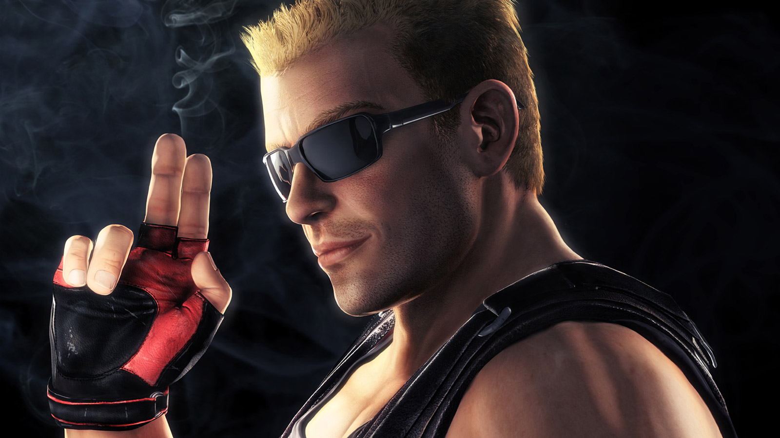 Duke Nukem Forever Wallpaper in 1600x900