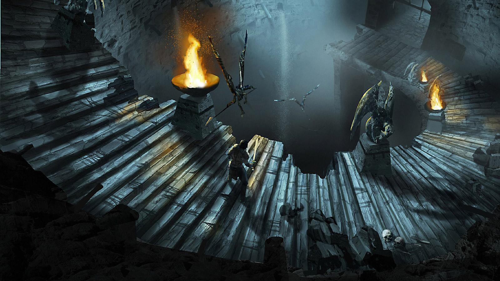 Free Dungeon Siege III Wallpaper in 1600x900