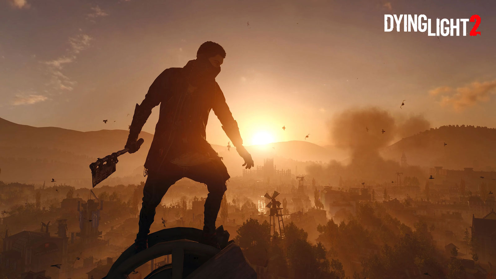 Free Dying Light 2 Wallpaper in 1600x900