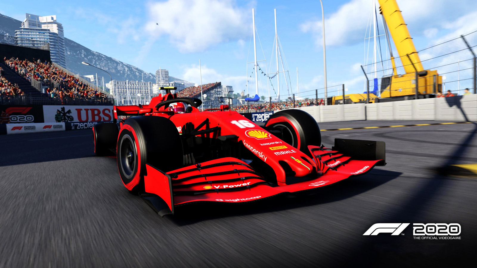 F1 2020 Wallpaper in 1600x900