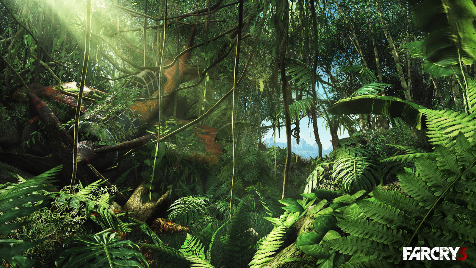 Free Far Cry 3 Wallpaper in 1600x900