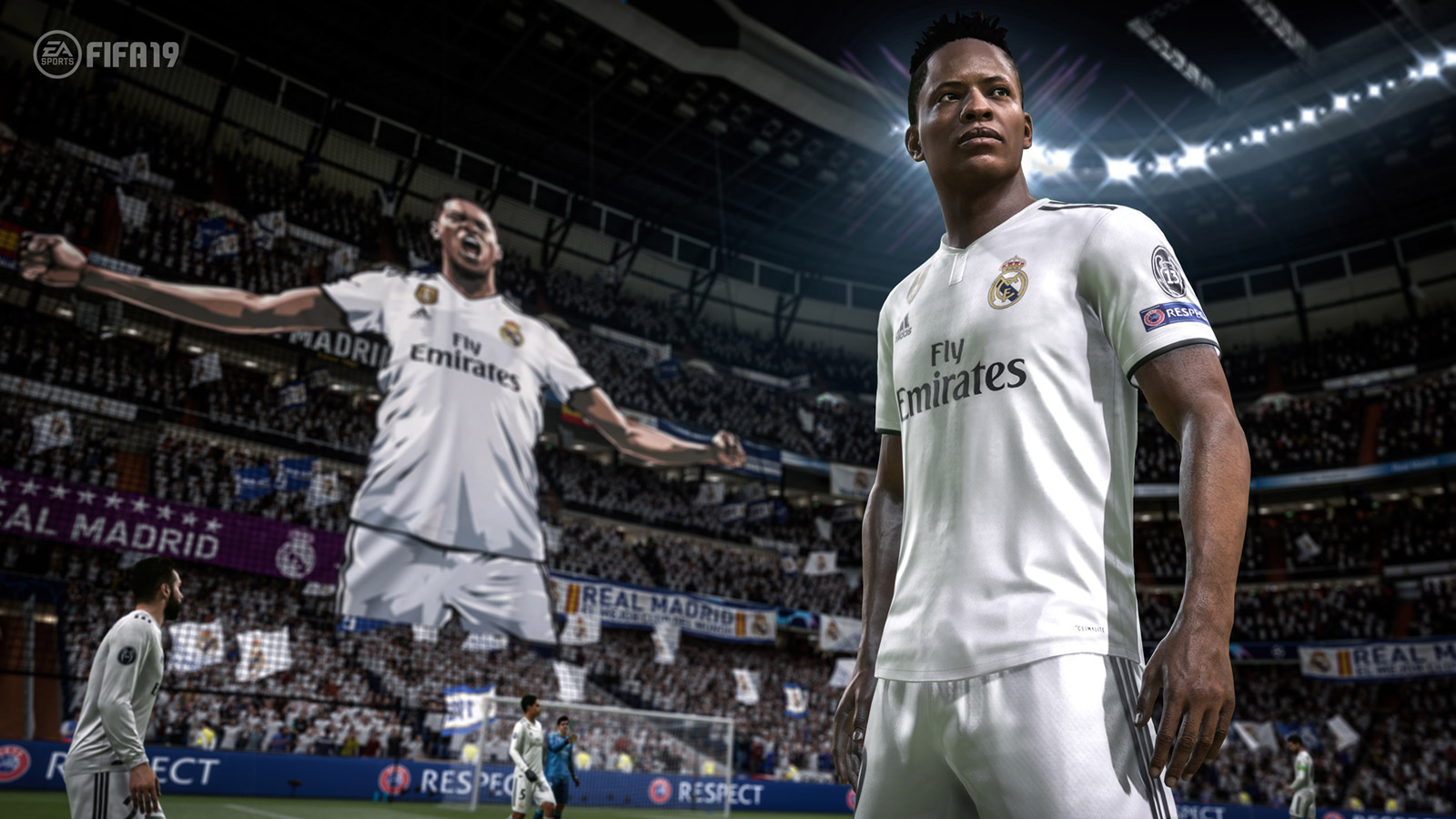 FIFA 19 Wallpaper in 1600x900