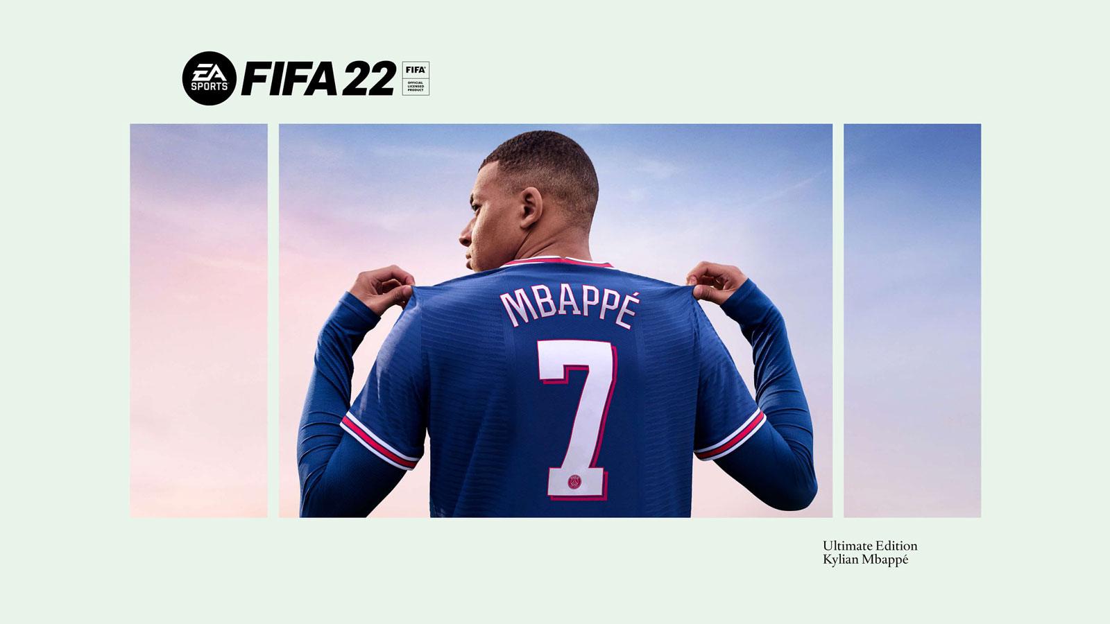 Free FIFA 22 Wallpaper in 1600x900