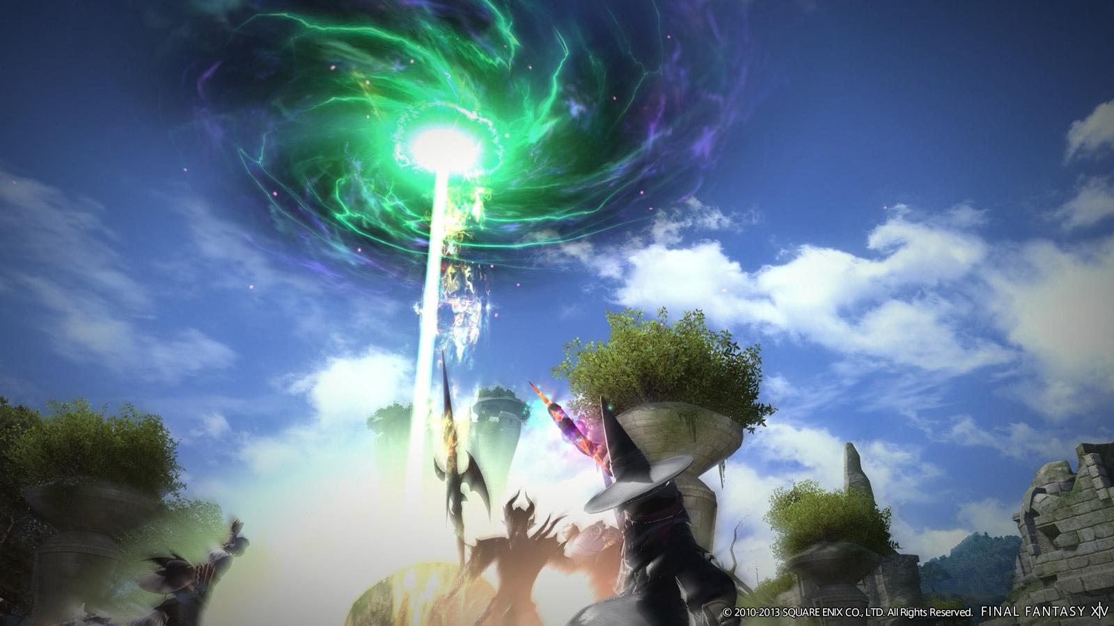 Free Final Fantasy XIV Wallpaper in 1600x900