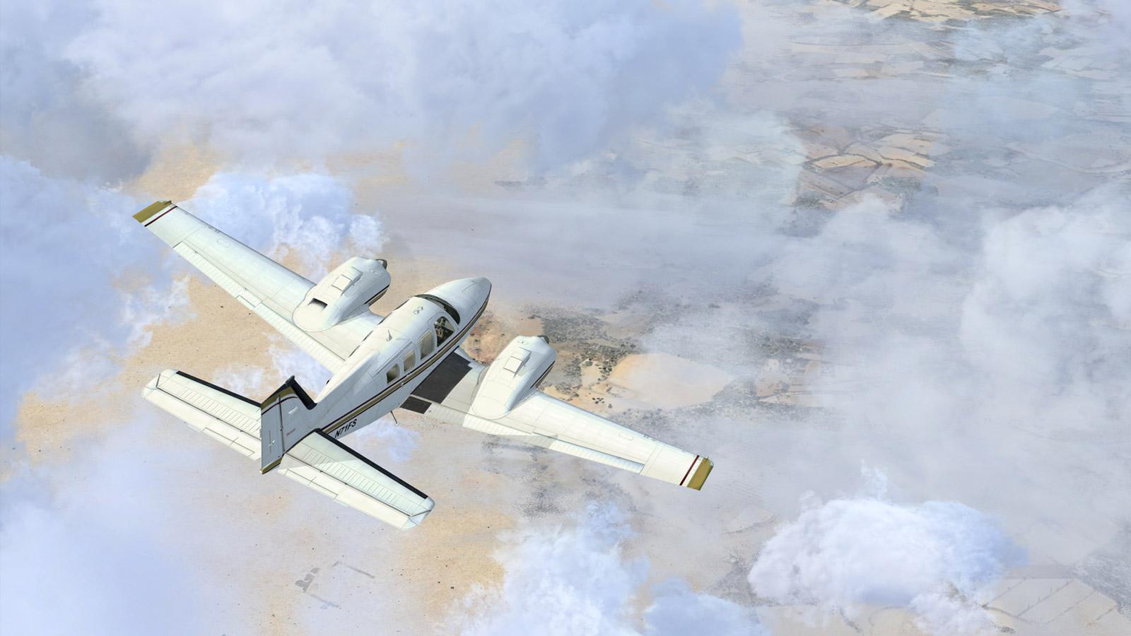 Free Flight Simulator X Wallpaper in 1600x900