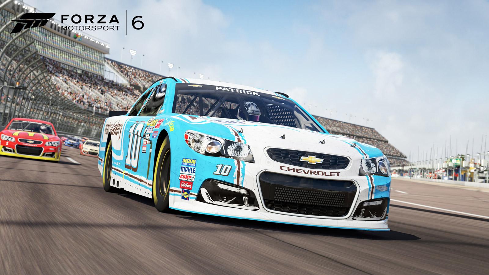 Forza Motorsport 6 Wallpaper in 1600x900