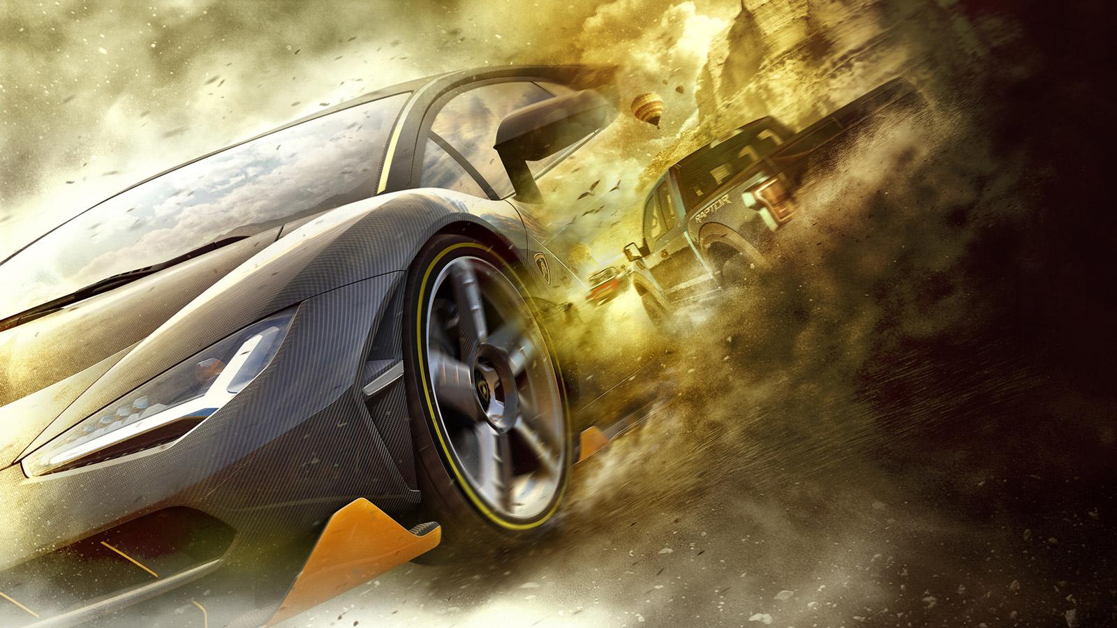 Forza Horizon 3 Wallpaper in 1600x900