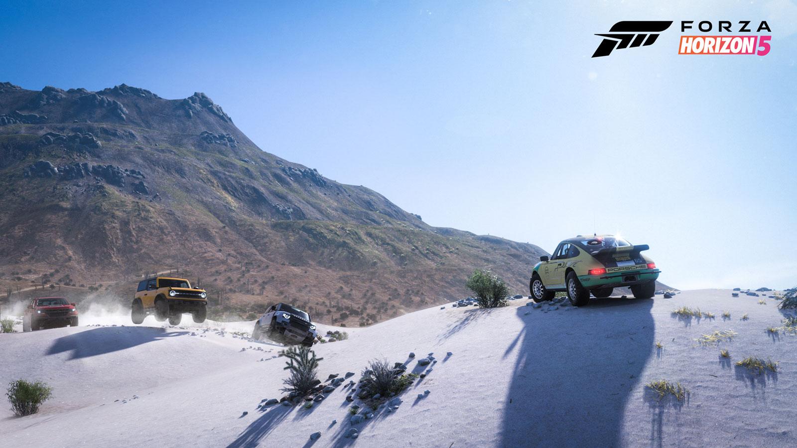 Free Forza Horizon 5 Wallpaper in 1600x900