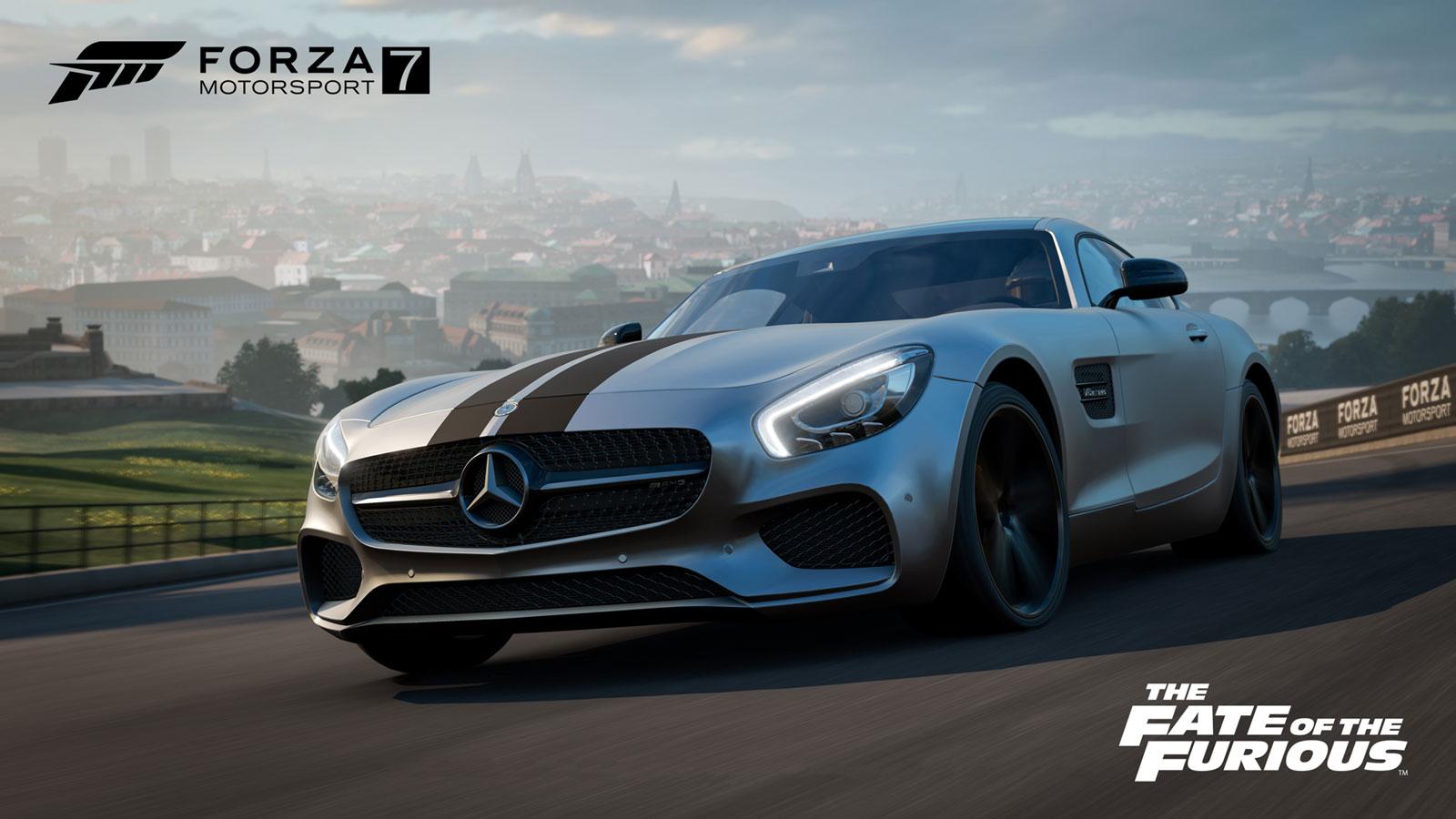 Free Forza Motorsport 7 Wallpaper in 1600x900