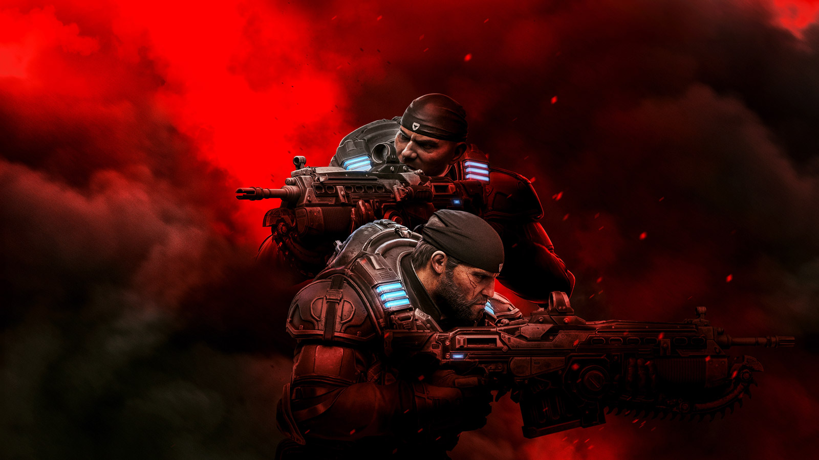 Gears 5 Wallpaper in 1600x900