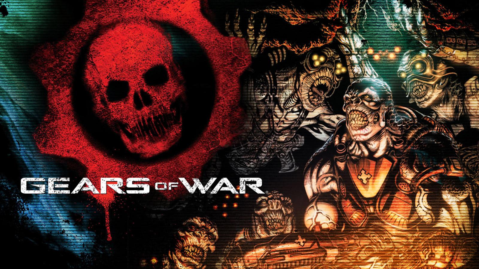 Gears of War Wallpaper in 1600x900